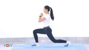 Cara Mengecilkan Perut Dalam 7 Hari, Latihan Hari Pertama