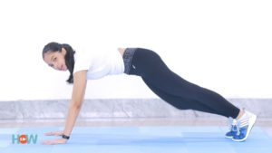 Cara Mengecilkan Perut Dalam 7 Hari Latihan Hari Ke Dua