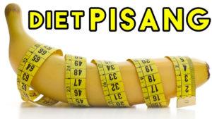 Menurunkan Berat Badan Dengan Diet Pisang