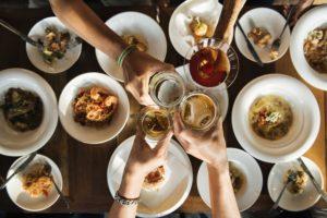 Beginilah Cara Mudah untuk Membagi Porsi Makan yang Ideal