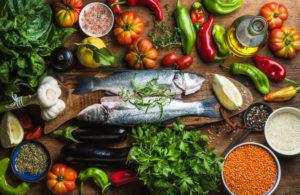 Dijuluki Diet Khusus Pengguna Kereta, Ternyata Ini Manfaat Luar Biasa Diet Mediterania