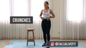 Cara Melakukan Crunches