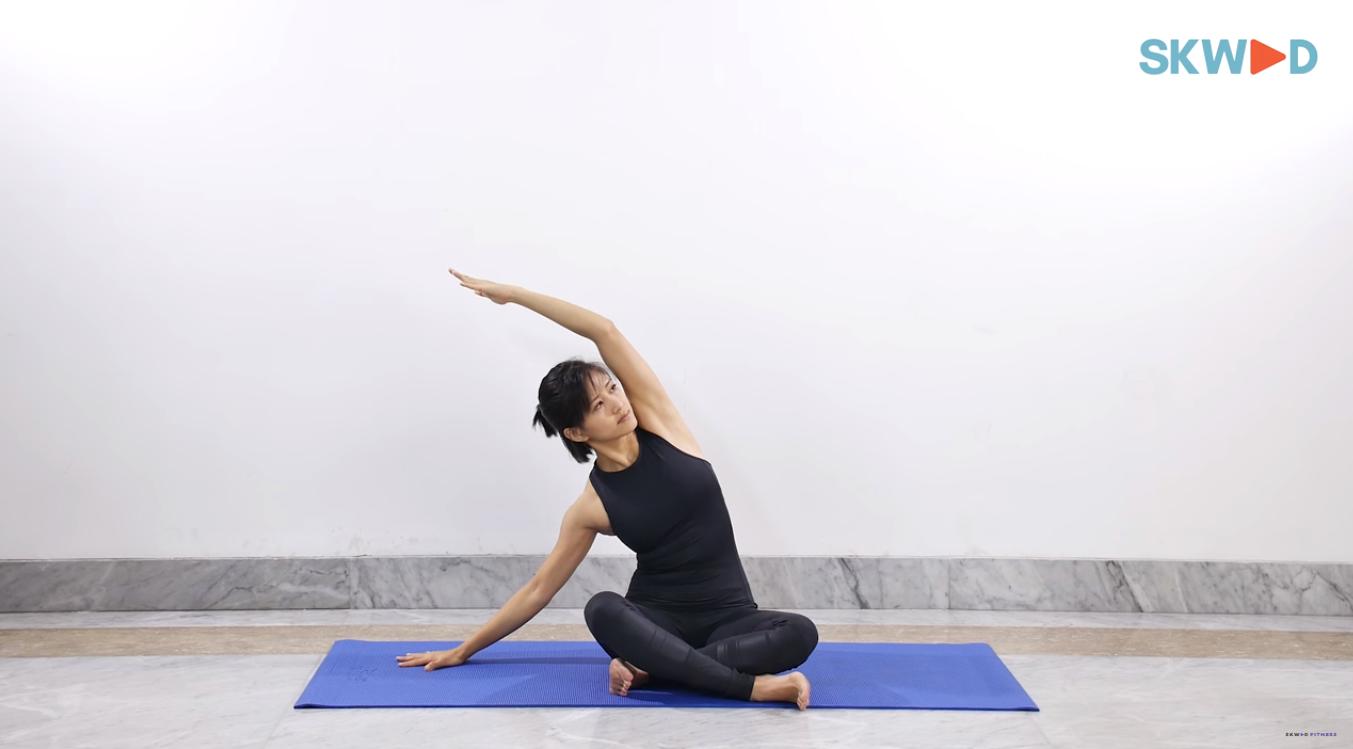 Gerakan Yoga Untuk Merampingkan Badan
