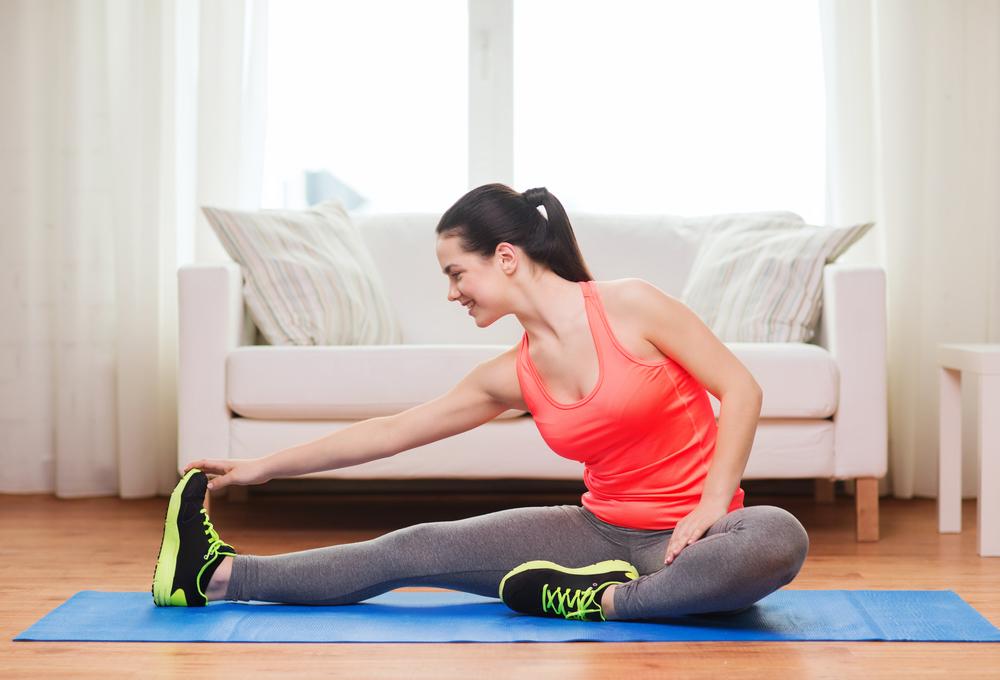 Manfaat Workout Di Rumah Untuk Wanita